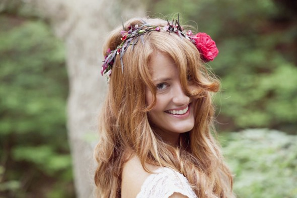 Anthropologie Style Bride