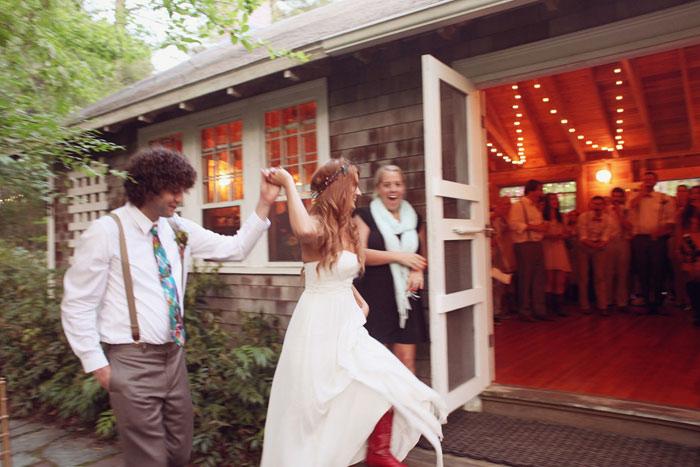 Cape Cod Rustic Vintage Wedding