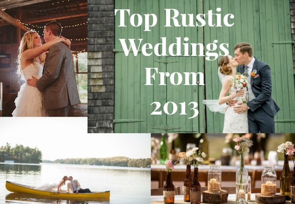 The Best Weddings From 2013