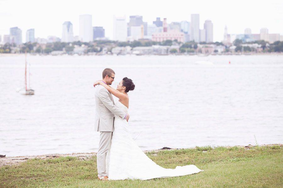 Boston Rustic Wedding