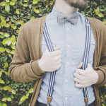 A Guide to Wedding Suspenders