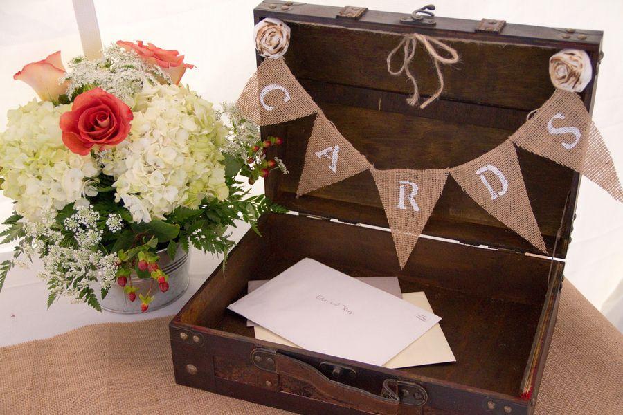 Rustic Wedding Decoration Idea