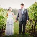 Portland Oregon Rustic Wedding