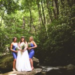 Rustic Mountain Bride