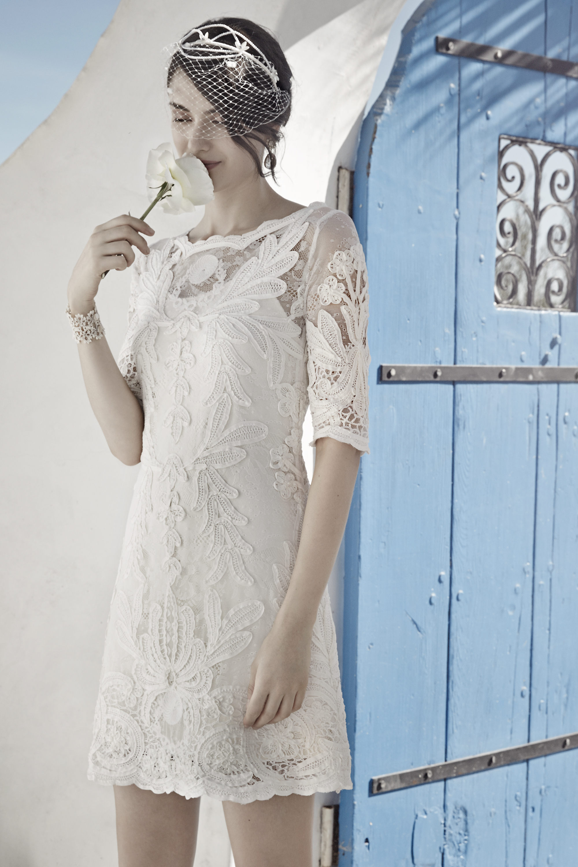 BHLDN Spring 2014 Gown Preview Rustic Wedding Chic