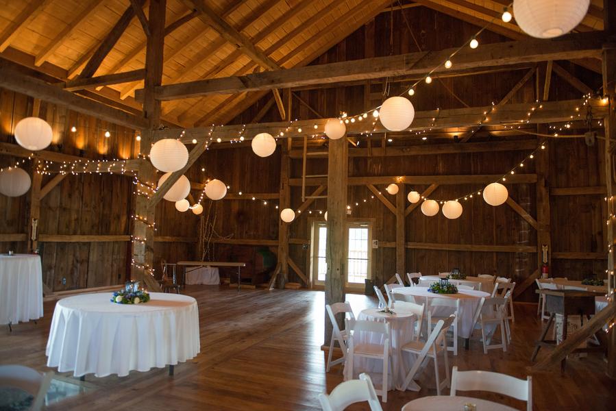 Pennsylvina Barn Wedding At Armstrong Farms