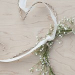 Baby's Breath Wedding Crown