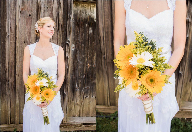 Wedding Yellow: Yellow Country Wedding