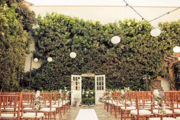 Courtyard Ceremony Venue 590x393