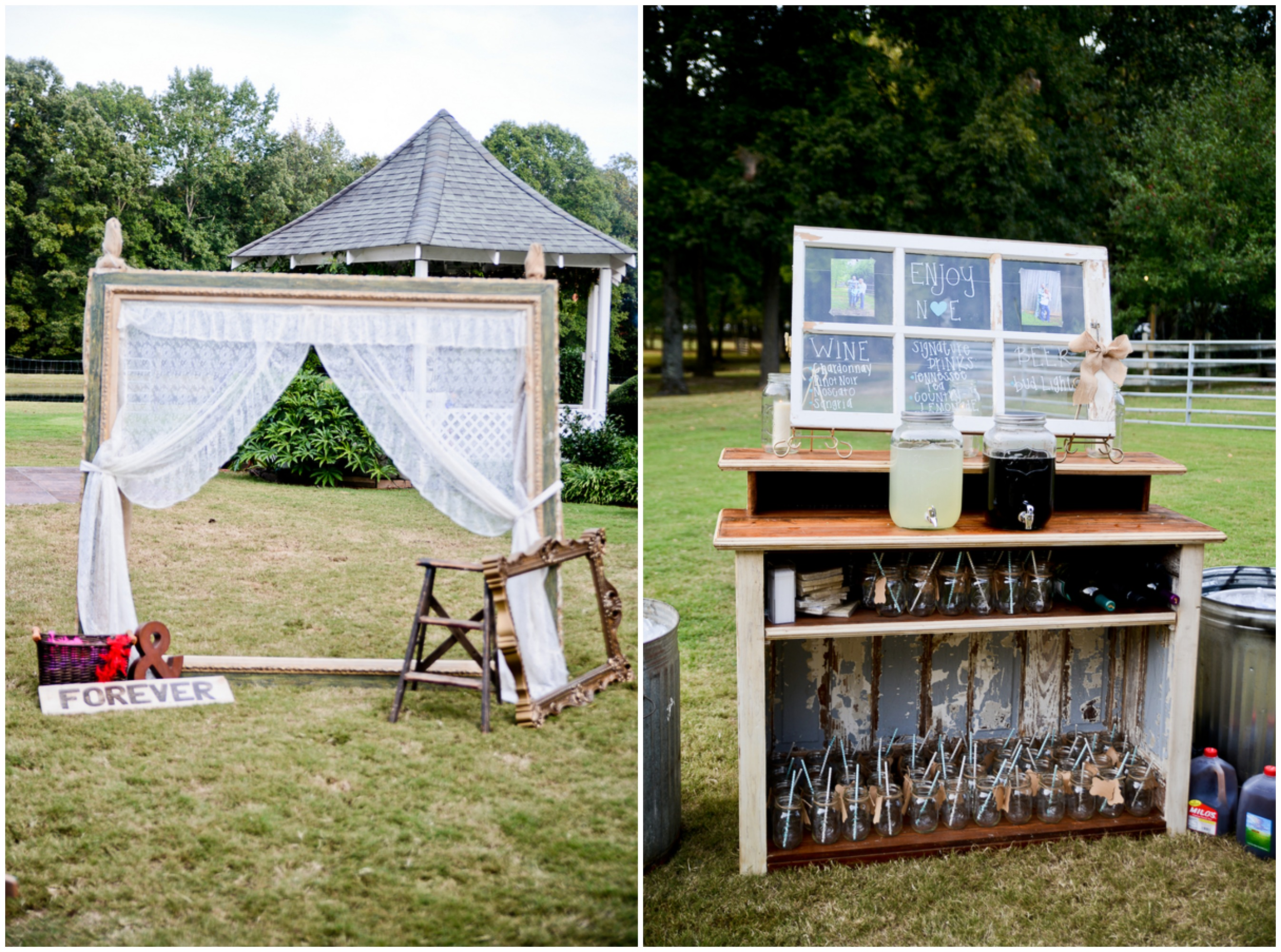 Outdoor Wedding Ideas: Southern Farm Wedding In Alabama