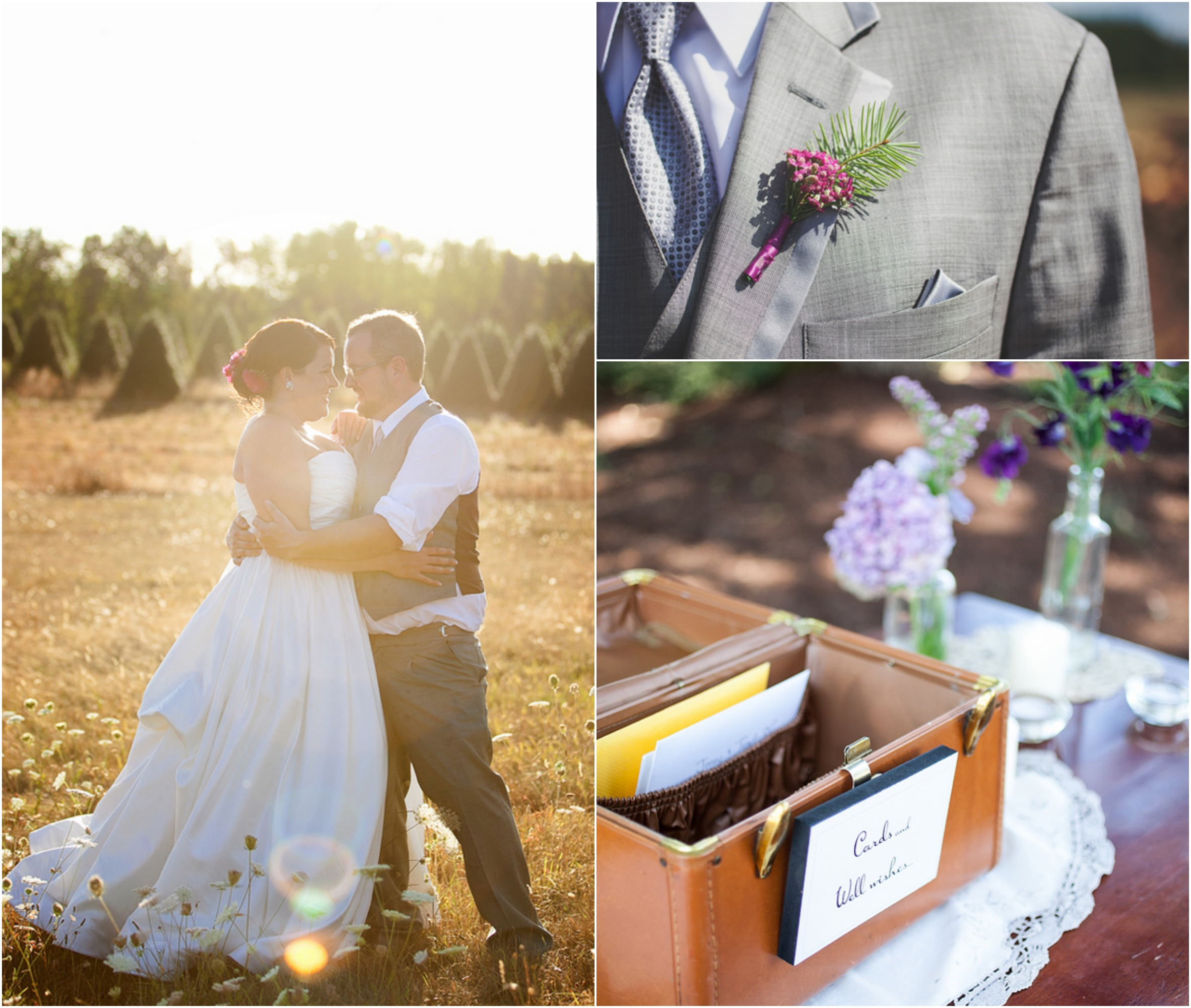 Outdoor Wedding Spots Near Me: Outdoor Country Rustic Wedding