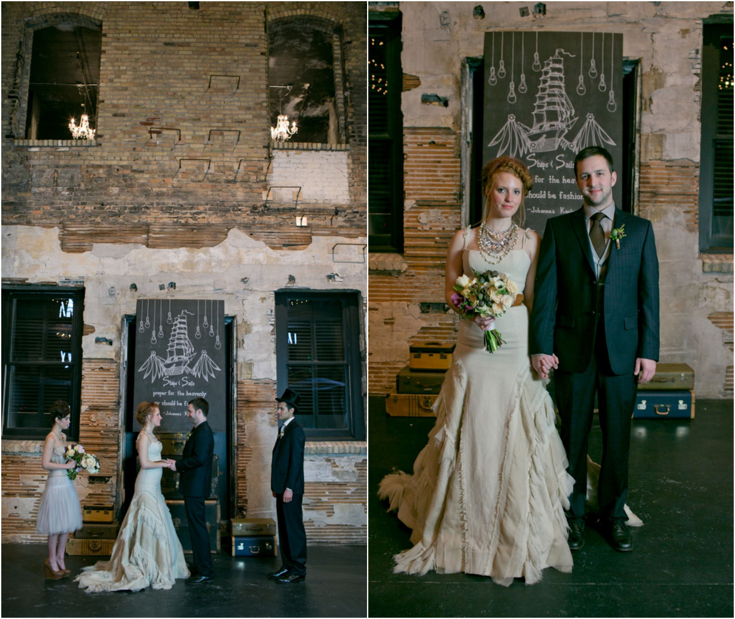 Wedding Ideas And Inspirations: Steampunk Wedding Inspiration