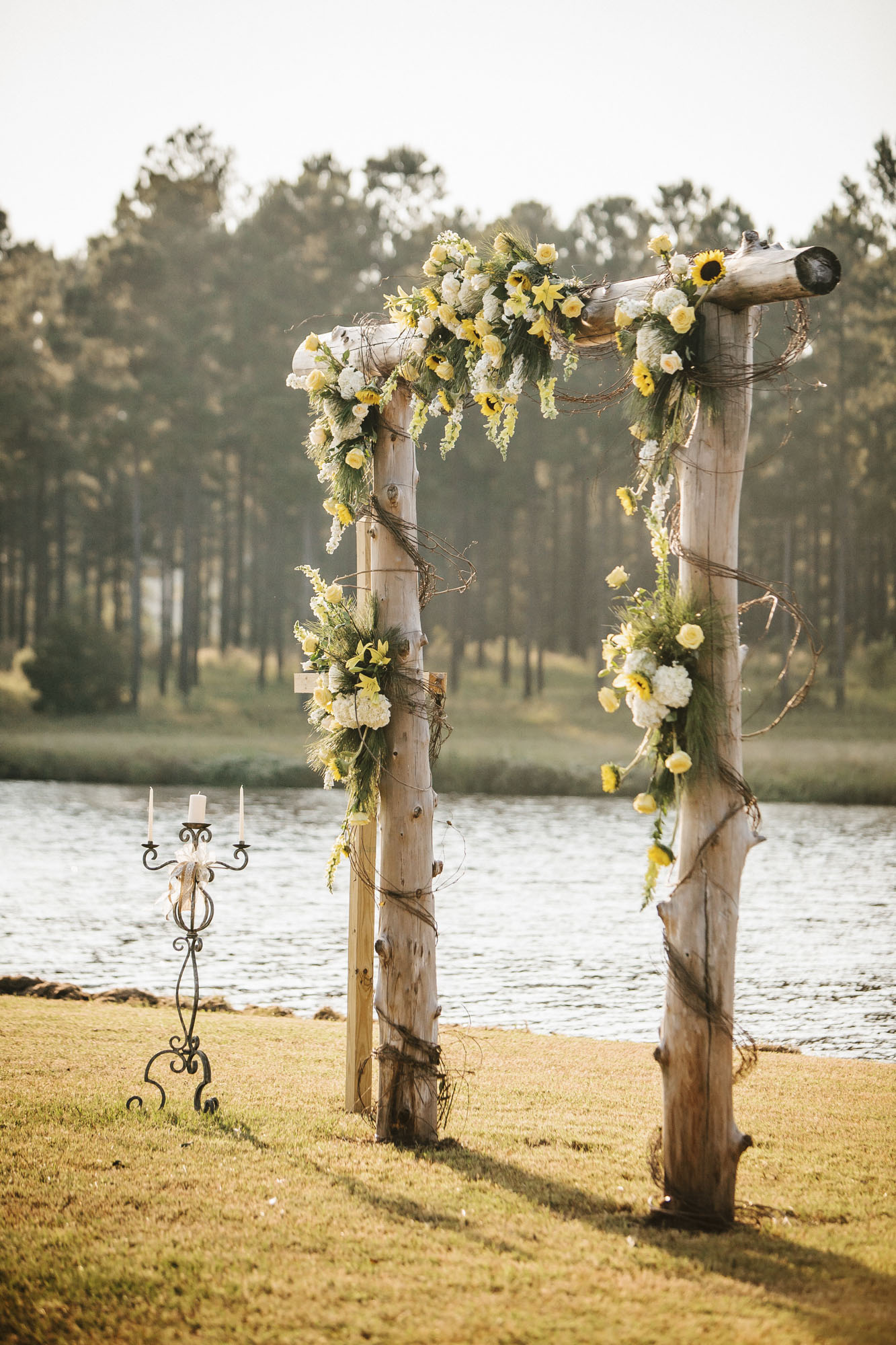 Beaver Creek Plantation Wedding In Georgia Rustic