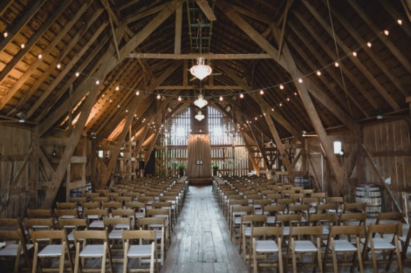 Madison Wisconsin Barn Wedding