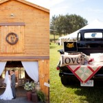 Elegant Rustic Barn Wedding