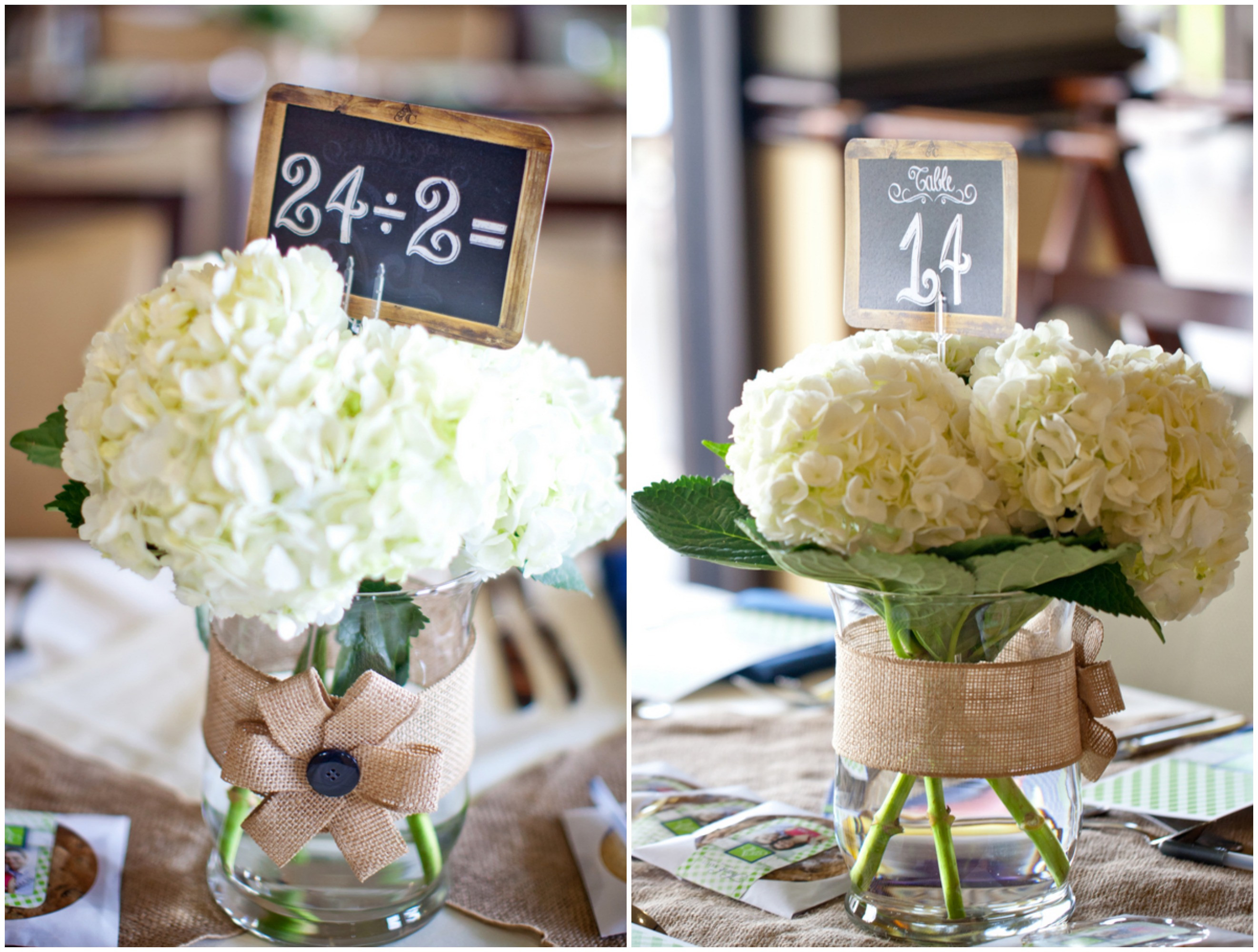 Rustic beach themed wedding chic