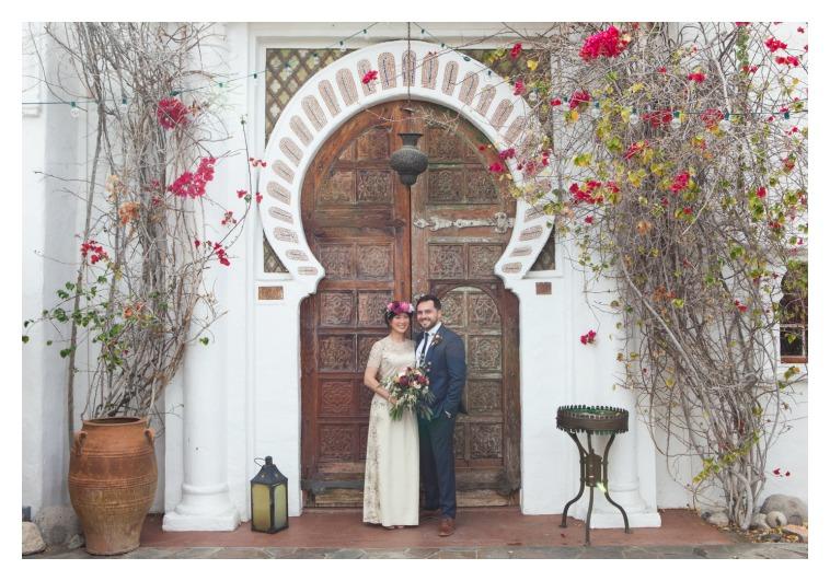 Korakia Pensione Wedding