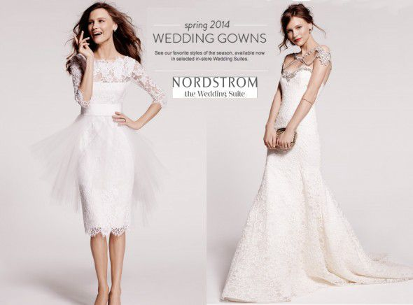 Nordstrom Wedding Suite Spring Preview - Rustic Wedding Chic