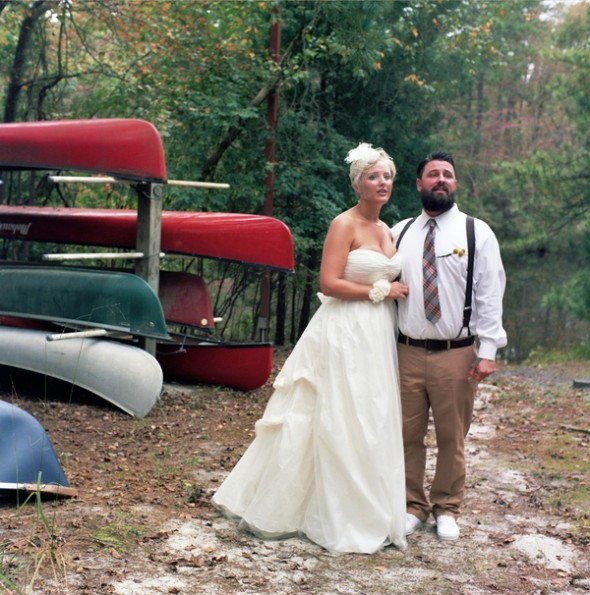 Canoe Picture Backdrop