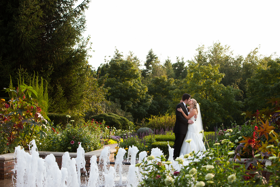 Chicago Botanic Garden Wedding Rustic Wedding Chic