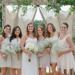 Blush Tone Bridesmaid Dresses