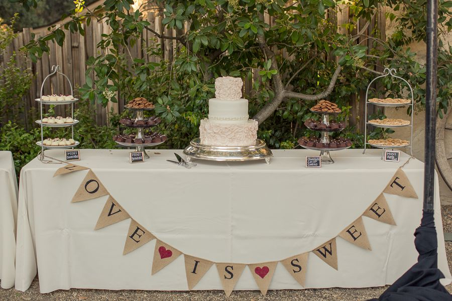 country chic wedding cake table rustic wedding at holman ranch rustic wedding chic 12977