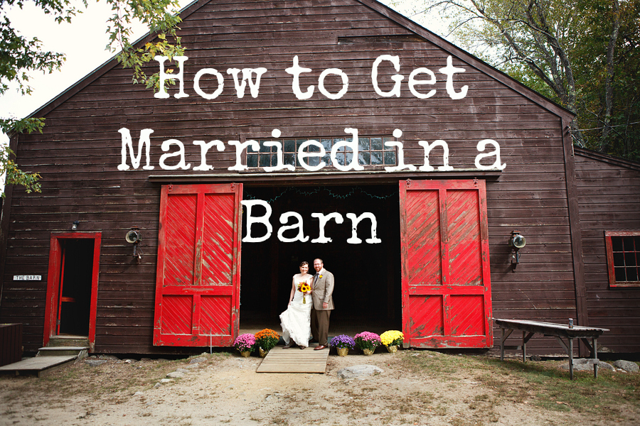 how to get married in a barn confetti fields With barns to get married in