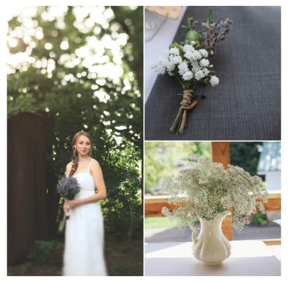 Lavender Wedding Color Inspiration