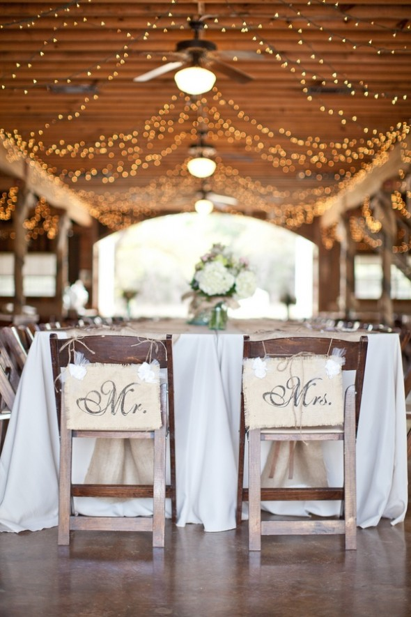 10 Rustic Wedding Sign Ideas
