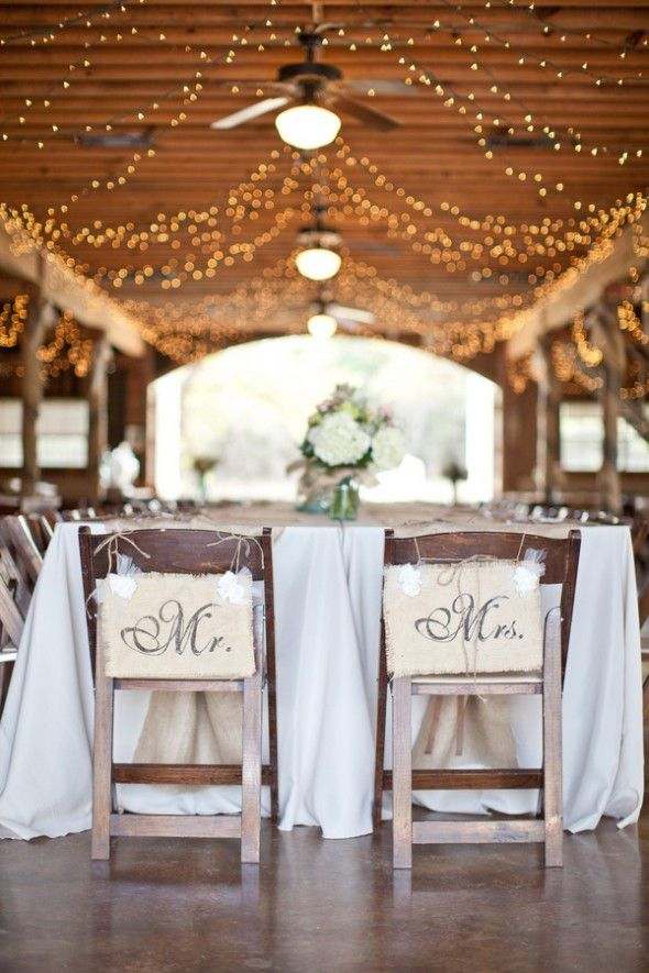 Mr. Mrs Chair Sign
