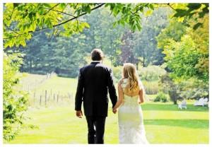 A Beautiful Farm Wedding