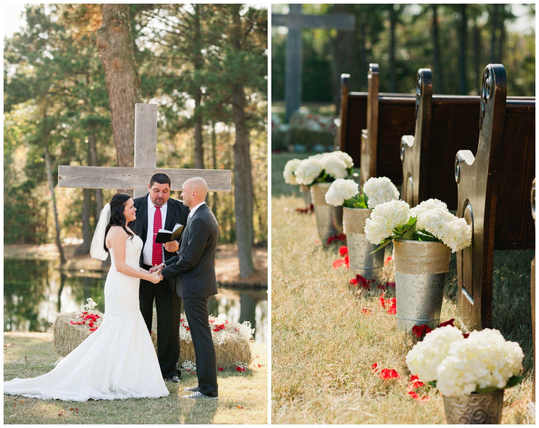 Fall Farm Southern Wedding Rustic Wedding Chic