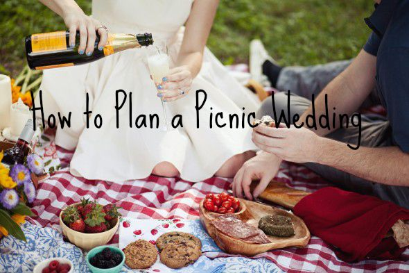 Rustic Garden Picnic Wedding {Nikki Meyer Photography} | Wedding ... | 393x590