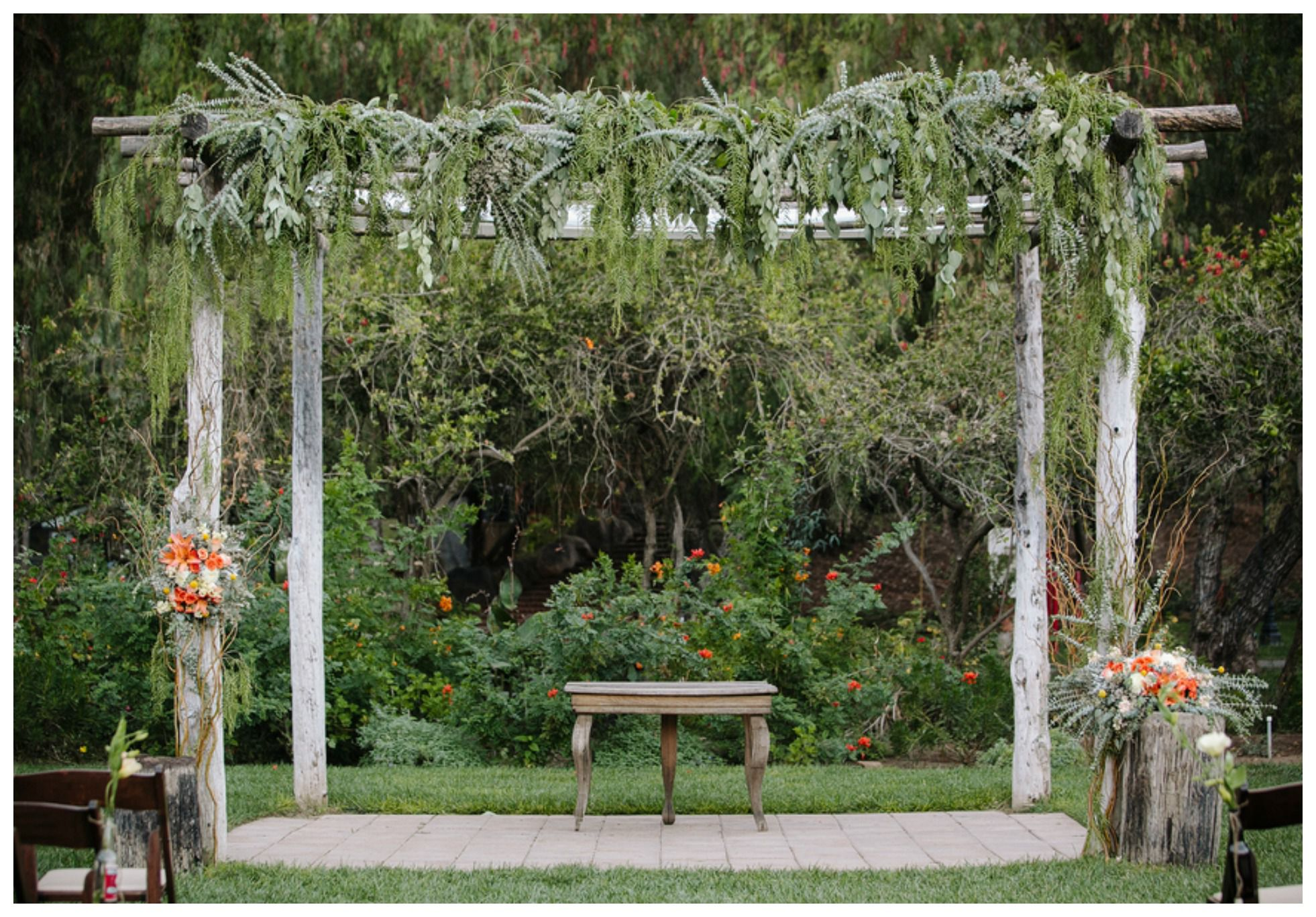 The Perfect Ceremony Setting