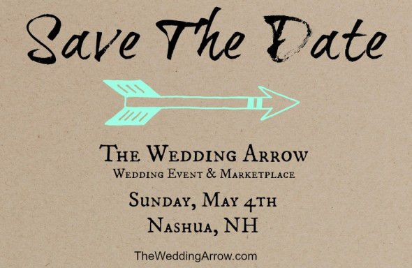 Save The Date The Wedding Arrow Rustic Wedding Chic