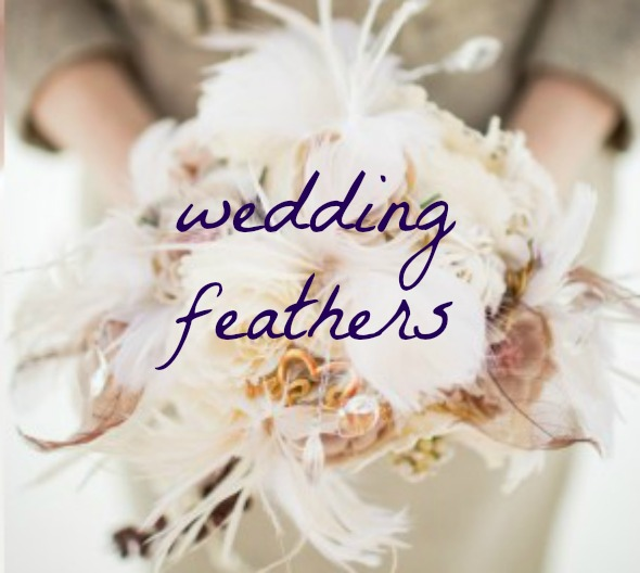 Our Favorite Wedding Feathers
