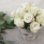 Rose & Birch Centerpiece DIY