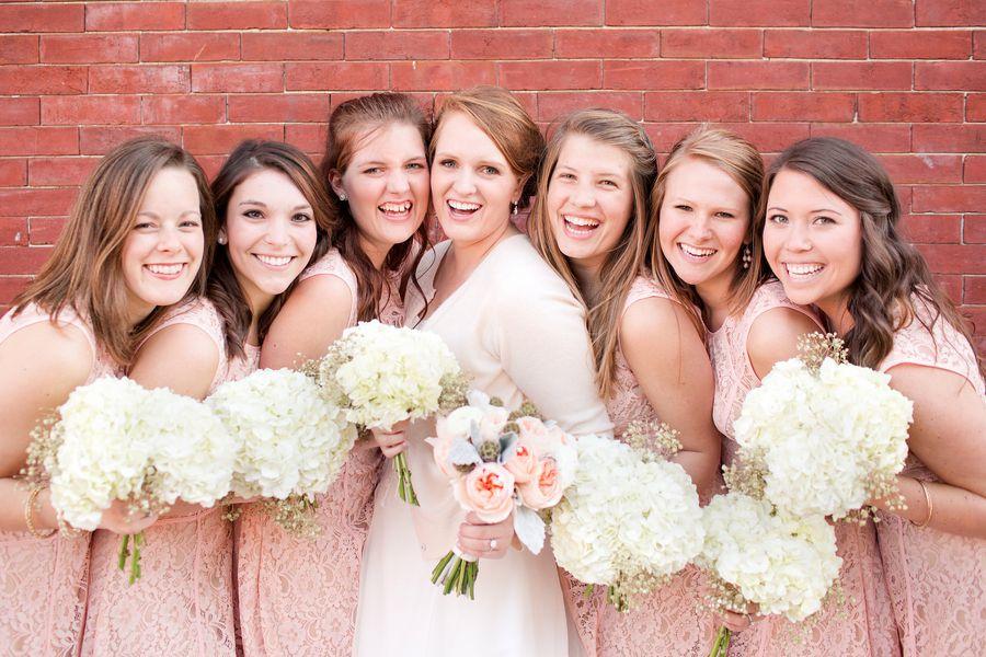 Southern Style Wedding - Rustic Wedding Chic
