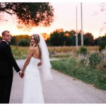 Minimalist Farm Wedding