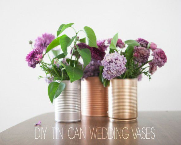 tin can wedding centerpieces rustic wedding chic tin can christmas centerpieces tin can centerpieces using burlap