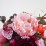 Pinks & Reds : Wedding Floral Inspiration