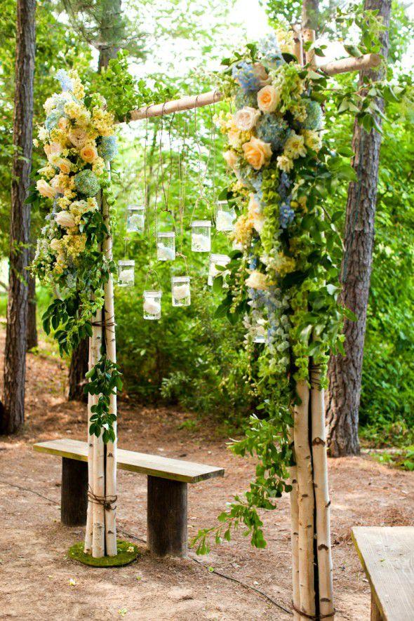 25 Great Summer Wedding Ideas - Rustic Wedding Chic