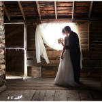 Simple & Elegant Vintage Barn Wedding