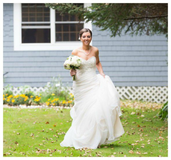 Rustic Maine Coastline Wedding - Rustic Wedding Chic