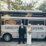 Catering Truck At Wedding