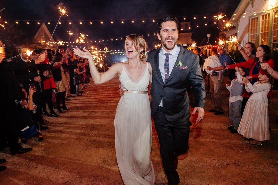 Outdoor Wedding Texas