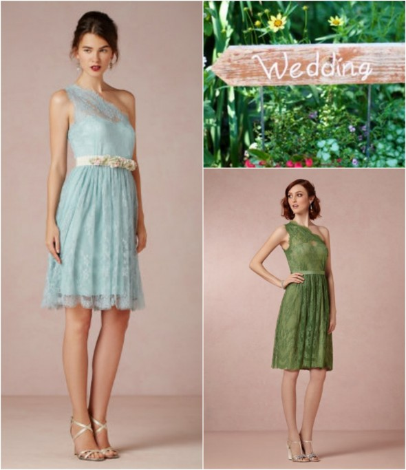 Garden wedding bridesmaid dresses rustic wedding chic for Bridesmaid dresses for a garden wedding