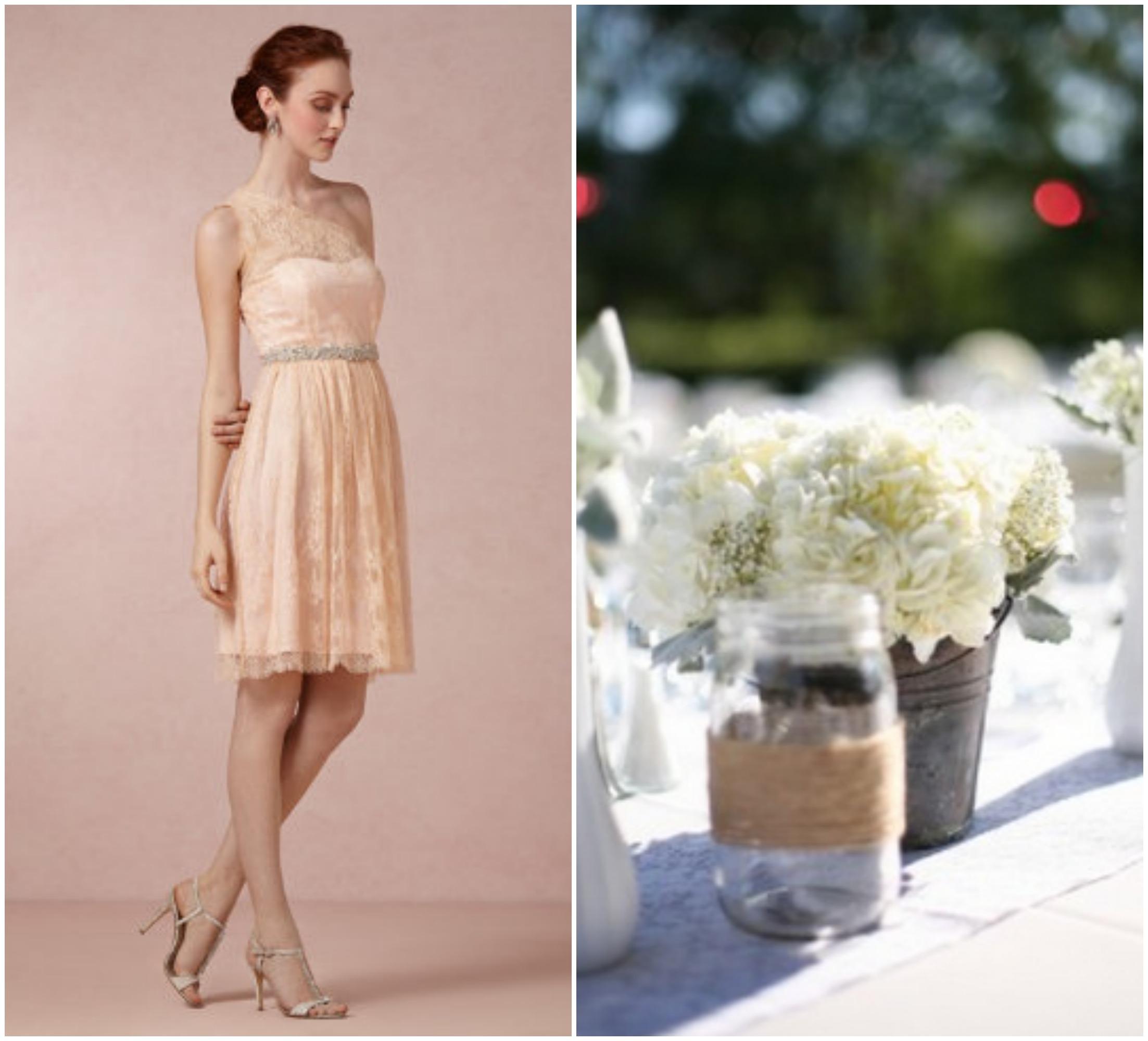 Garden wedding bridesmaid dresses rustic wedding chic for Wedding dresses garden wedding
