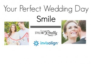 Perfect Wedding Day Smile