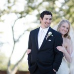 Elegant Texas Country Wedding Bride + Groom
